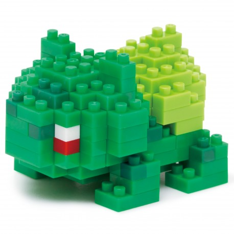 Nanoblock Pokemon Bulbasaur