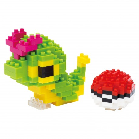 Nanoblock Pokemon Caterpie