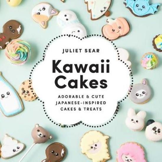 Kawaii cakes kookboek