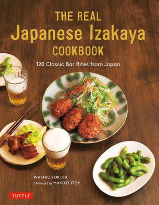 The real Izakaya cookbook
