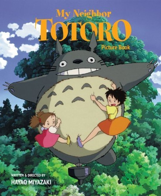 Tonari no Totoro picture book