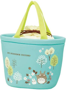totoro field lunch bag
