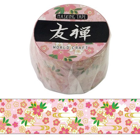 masking tape breed roze sakura