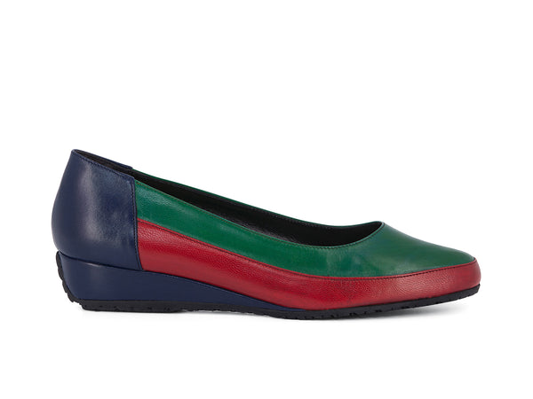 LOGAN RED~GREEN~NAVY