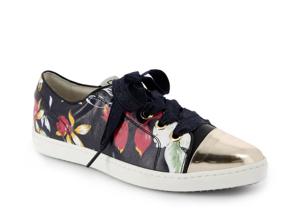 TYRONE NAVY~FLORAL MULTI