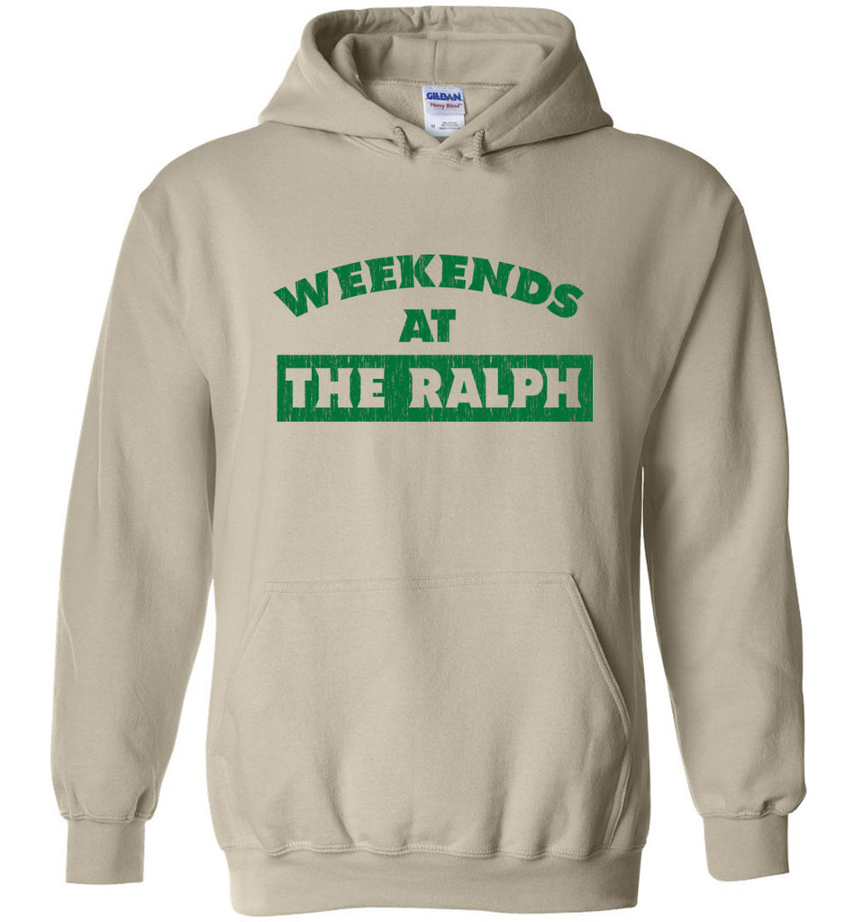 Weekends At The Ralph Hoodie