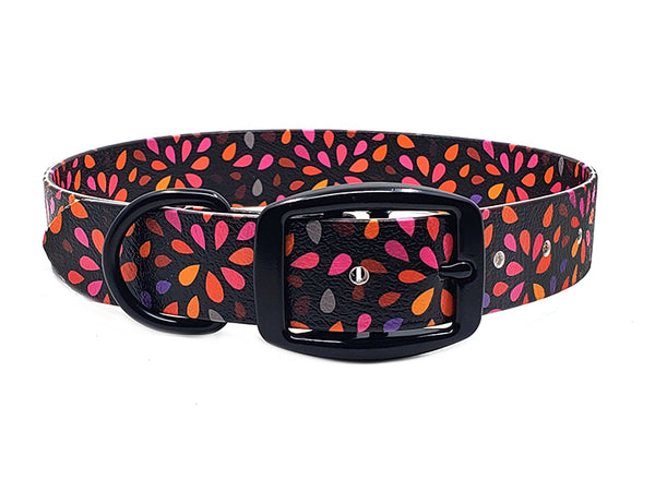 Color Drops Waterproof Collar