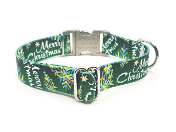 CHRISTMAS CHEER | DOG COLLAR