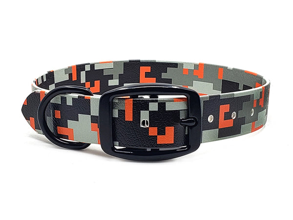 Digital Camo Waterproof Collar