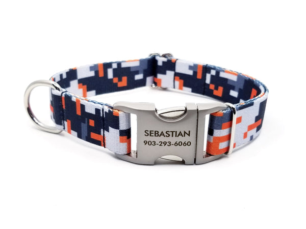 DIGITAL CAMO | DOG COLLAR