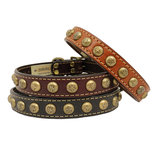 Heirloom Star Collection Dog Collars - Flying Dog Collars