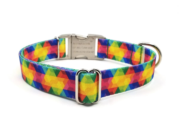 KALEIDOSCOPE | DOG COLLAR