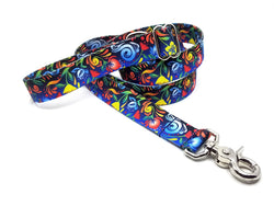Potpourri Polyester Adjustable Handle Leash