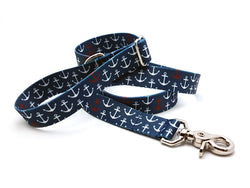 Anchors Away Polyester Webbing Adjustable Handle Leash