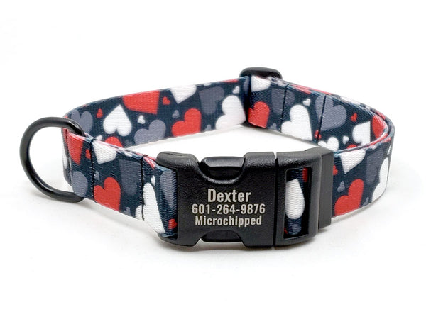 BE MINE | DOG COLLAR