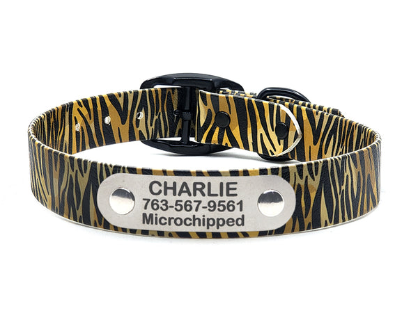 El Tigre Waterproof Collar