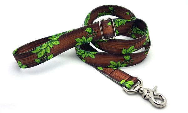 Gaia's Grove Polyester Adjustable Handle Leash