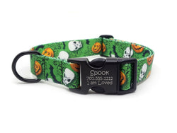 GHOULISH DELIGHTS | DOG COLLAR