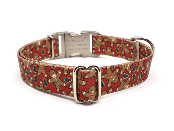 GINGERBREAD | DOG COLLAR