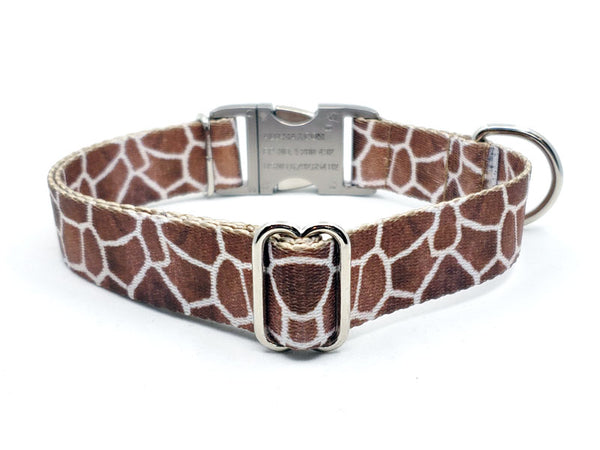 GIRAFFE | DOG COLLAR