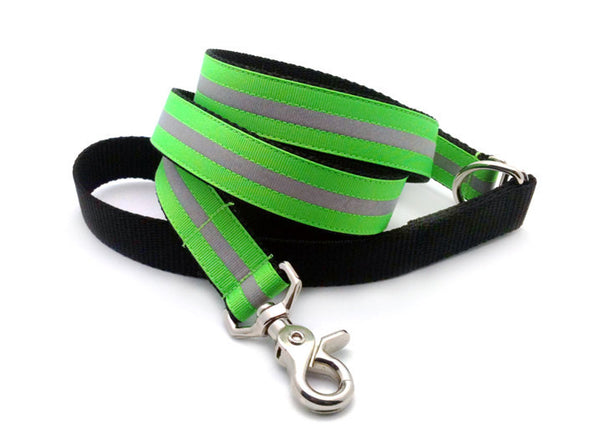 Reflective Ribbon Leash - Flying Dog Collars