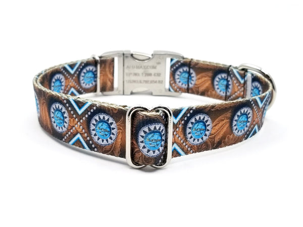 SADDLE UP | DOG COLLAR