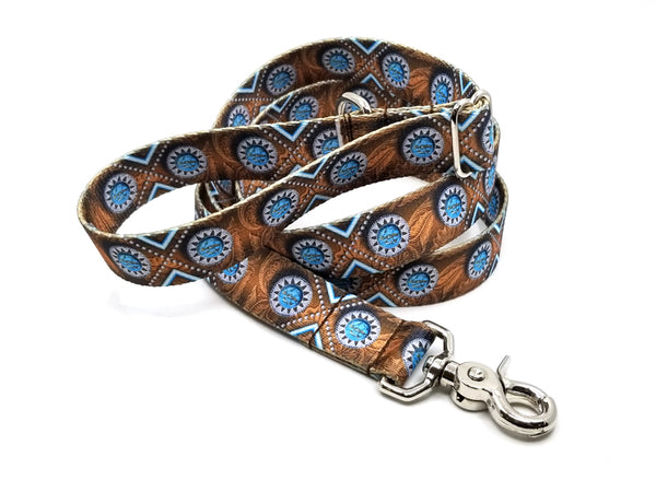 Saddle Up Polyester Webbing Adjustable Handle Leash