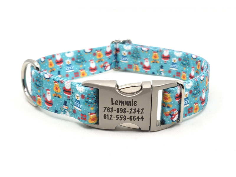SANTA & FRIENDS | DOG COLLAR
