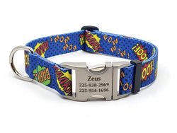 SUPER DOG | DOG COLLAR