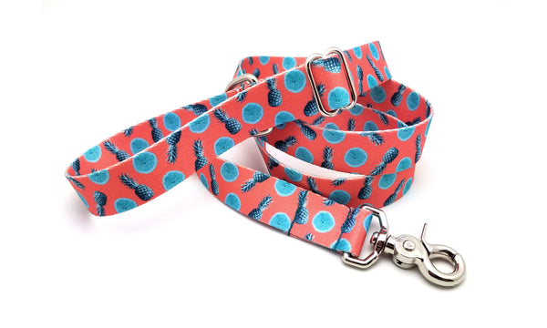 Tropical Tango Adjustable Handle Leash
