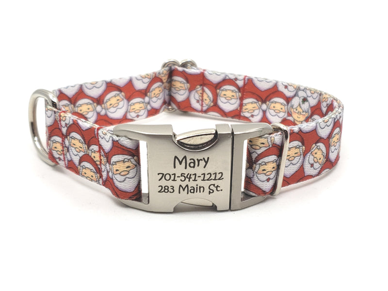 WHERE'S MERRY | DOG COLLAR