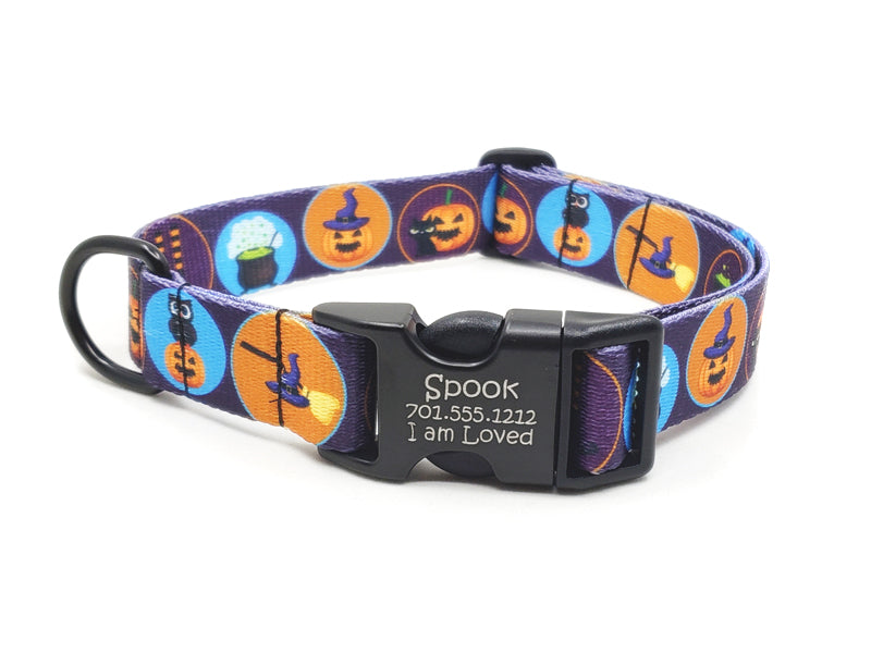 WITCHES' BREW | DOG COLLAR