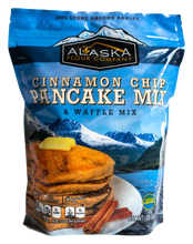 Load image into Gallery viewer, 20oz Cinnamon Chip Pancake Mix