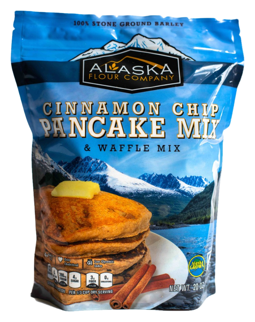 20oz Cinnamon Chip Pancake Mix