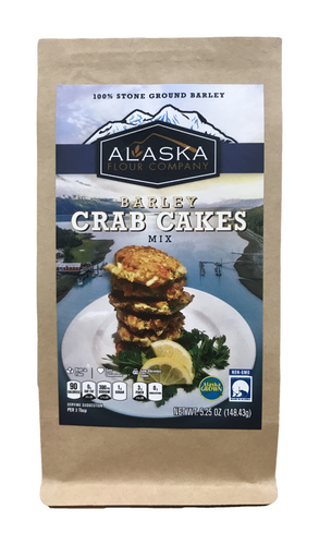 NEW! Barley Crab Cake Mix