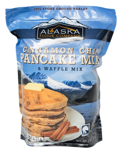 3# Cinnamon Chip Pancake Mix