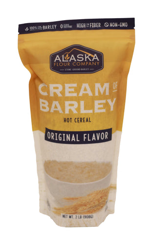 2# Cream of Barley Cereal