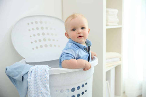 Mg-based laundry is gentle on sensitive skin