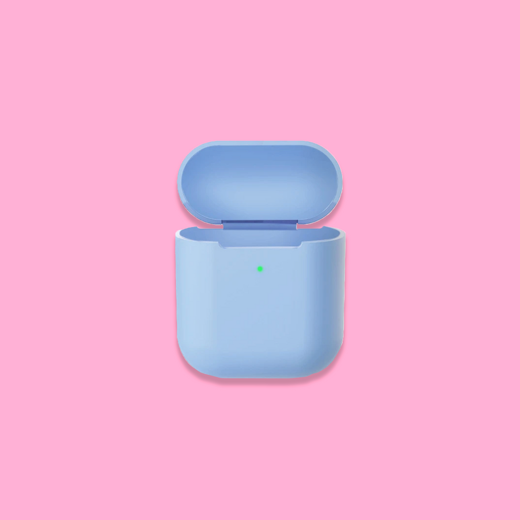 Blue Sky AirPods Case