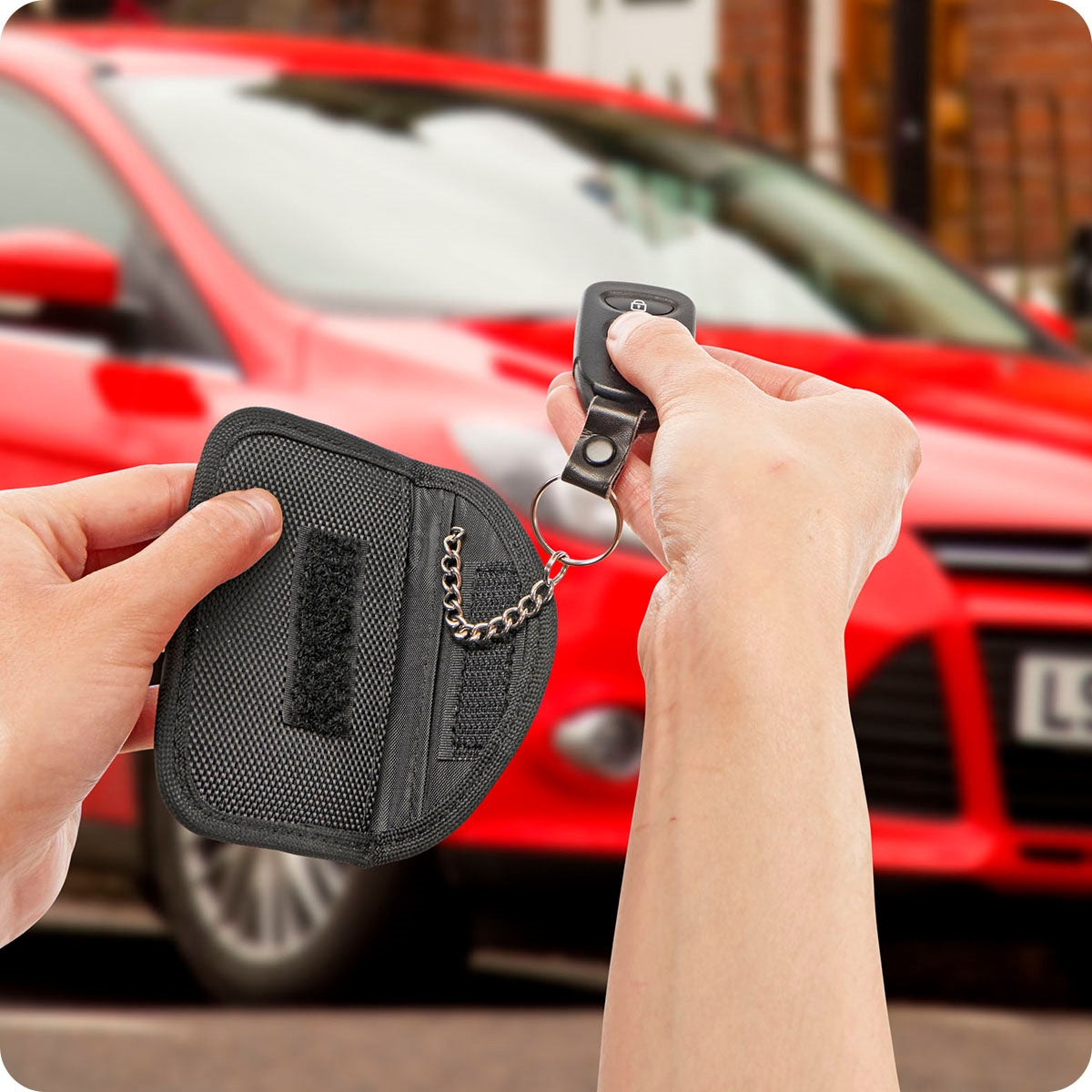 Talus High Road RFID Blocking Smart Key Holder