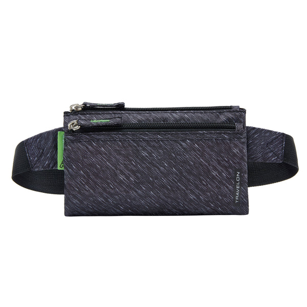Travelon Clean Antimicrobial 6 Pocket Waist Pack