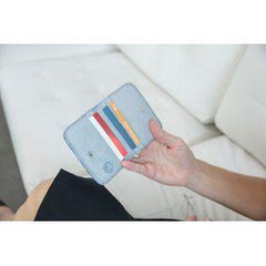 RFID Bifold Card Case