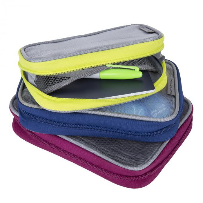 Travelon Set of 3 Light weight packing organizers