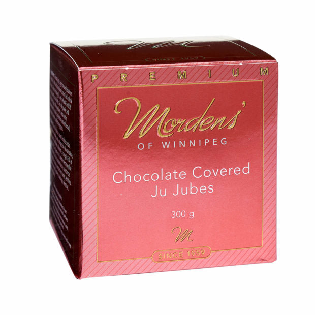 Morden's of Winnipeg Chocolate Covered Ju Jubes