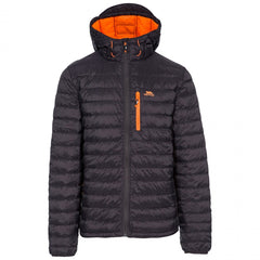 Trespass Men's Digby Hooded Packaway Down Jacket