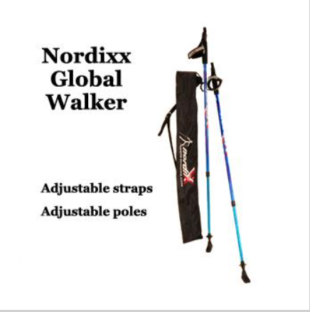 Nordixx Global Walker - Walking Poles