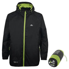 Trespass Unisex Waterproof Packaway Jacket