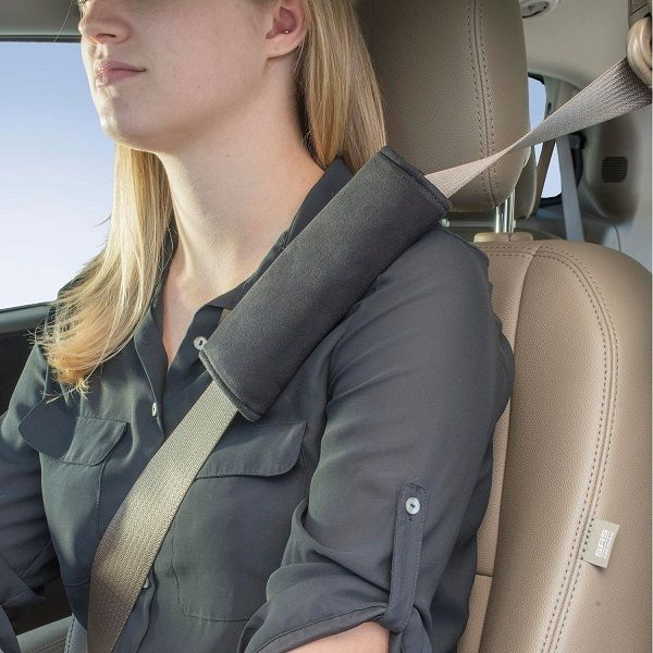 Talus High Road Memory Foam Seat Belt Pad