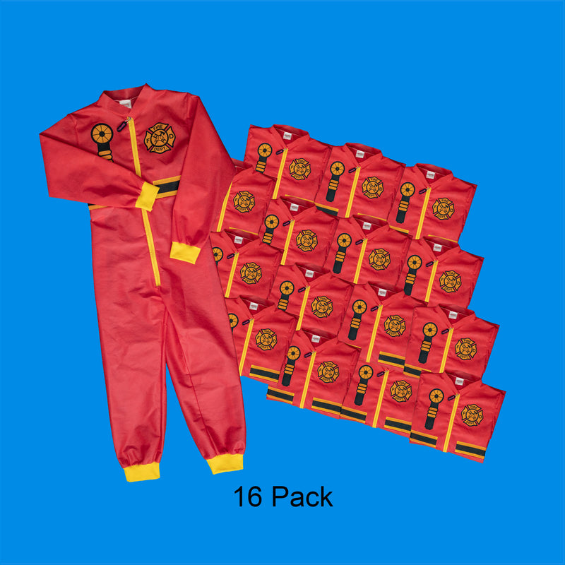 Fire Fighter Coverall x 16