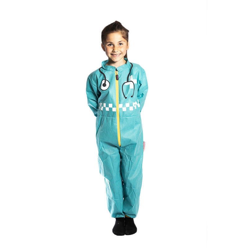 Paramedic Coverall